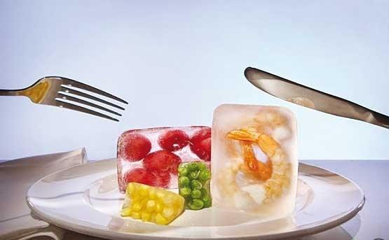پاورپوینت نگهداری مواد غذایی بوسیله انجماد