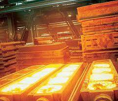 گزارش کارآموزی در مجتمع فولاد