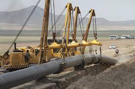 تحقیق ايمني خطوط گاز تهران