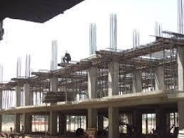 گزارش کارآموزي در ساختمان سه طبقه فولادی