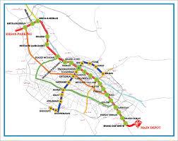 گزارش کارآموزی احداث قطار شهری شیراز