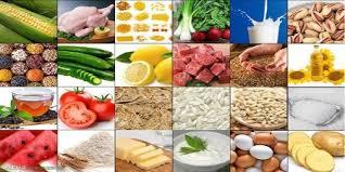 پاورپوینت مواد غذايی مورد ضرورت برای تاک ها