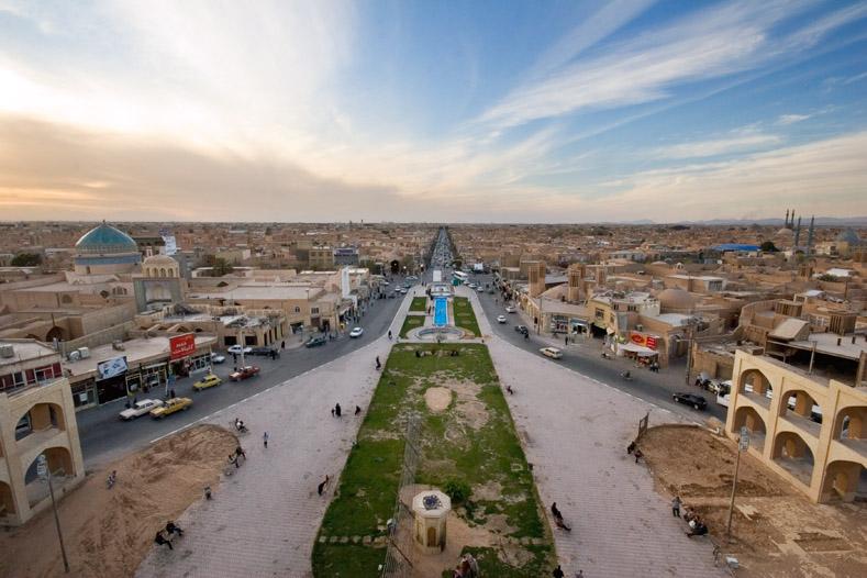 پاورپوینت تاریخ شهر و شهرنشینی در جهان و ایران
